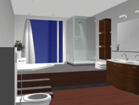 Zelf gratis 3D badkamerontwerp maken?