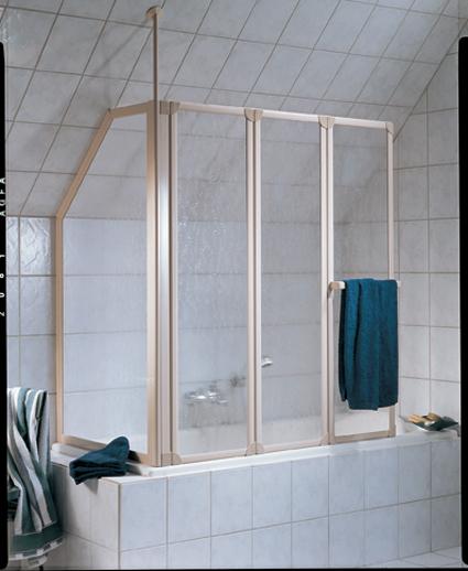 Badwand Met Hoek.Hsk Prima Badwand