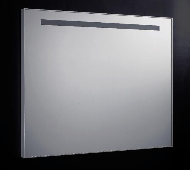 Arcon Badkamer spiegel B.80 x H.70 x D.4,5 cm met TL verlichting