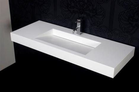 design wasbakken badkamer – devolonter, Badkamer