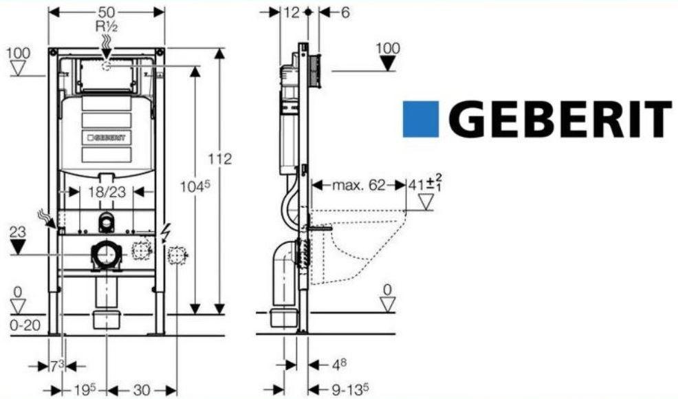 Beste Geberit Up320. Geberit Sigmaup Braided Hose Main Image With OG-77