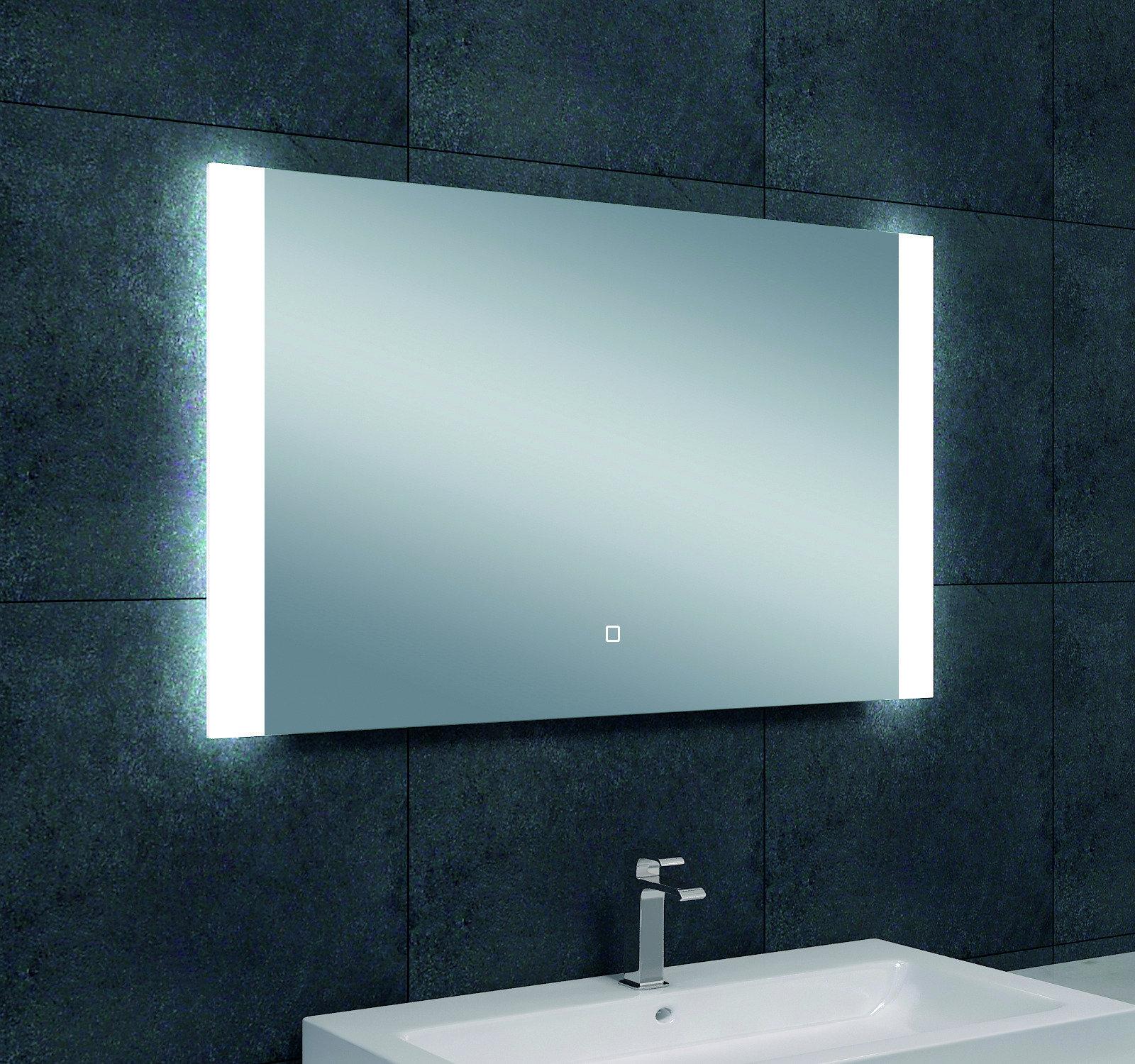 Arcon Badkamerspiegel met LED verlichting Dimbaar B.100 x H.60 cm
