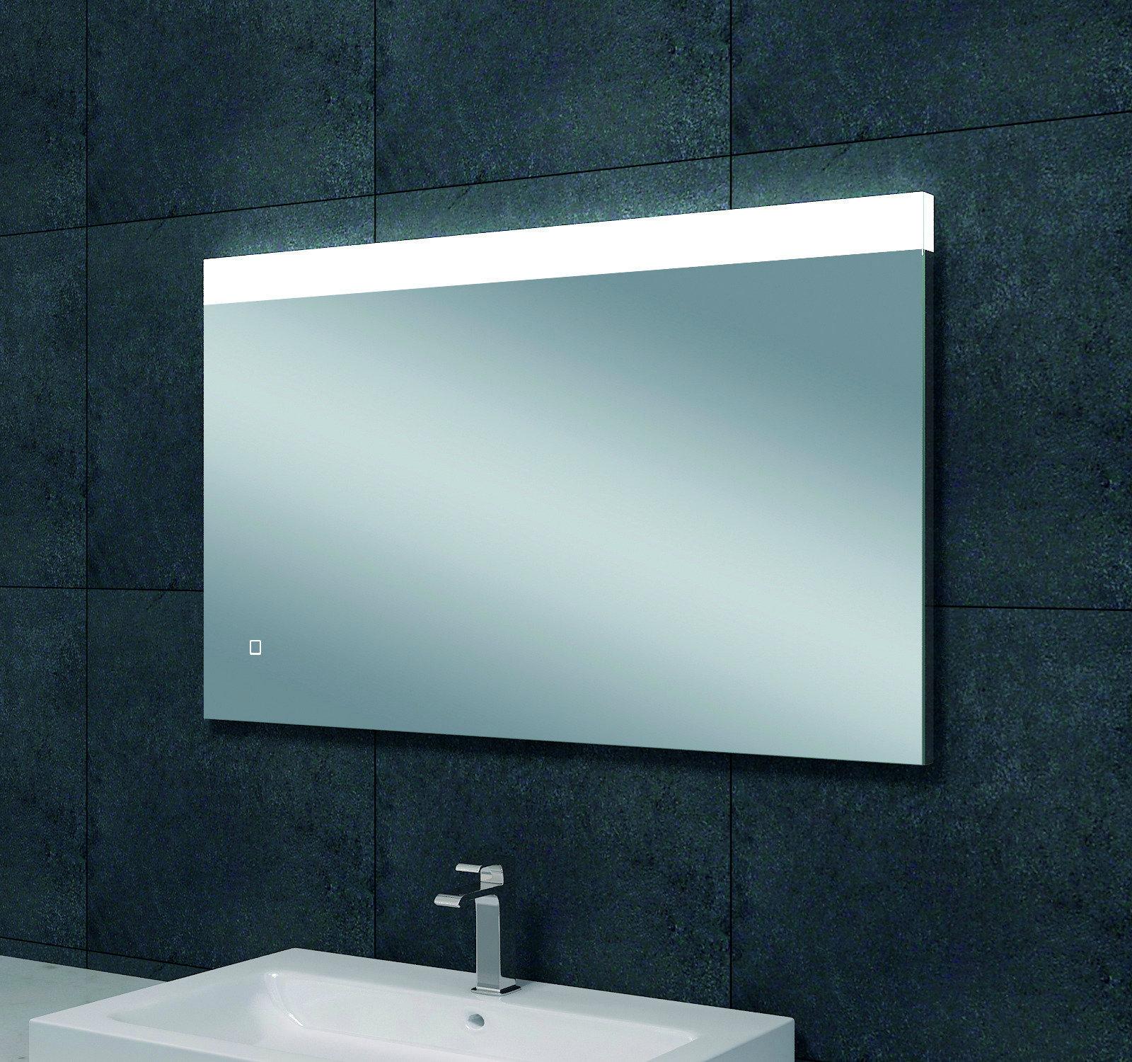 Arcon LED Badkamerspiegel Dimbaar B.100 x H.60 cm