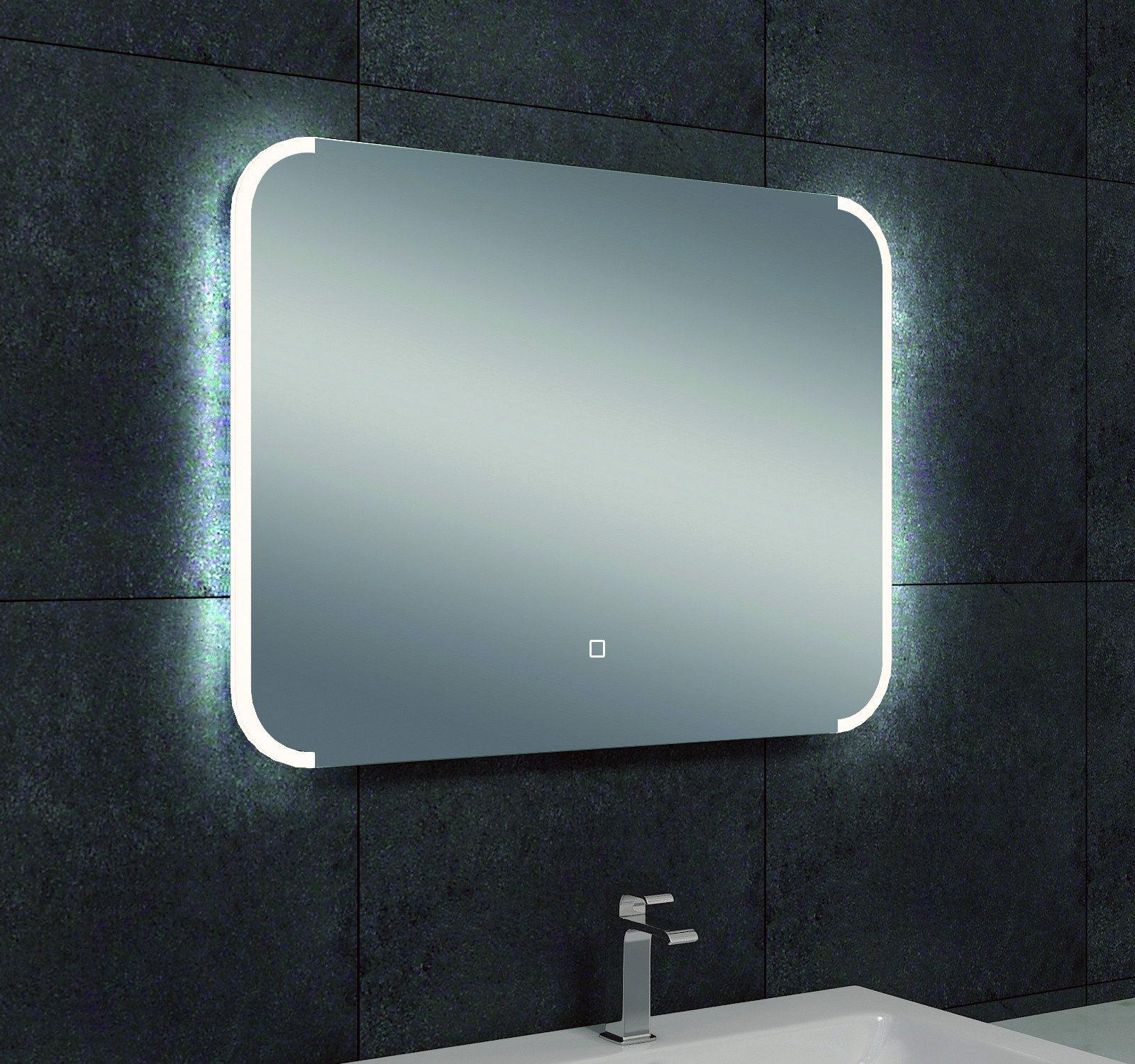 arcon dimbare led spiegel net als in de auto industrie zie je ook meer led in verschillende vormen in de badkamer wereld arcon heeft een paar bijzondere
