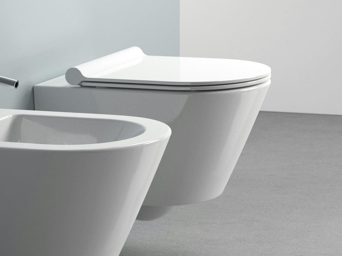 Catalano zero black toilet cm met afneembare softclose zitting