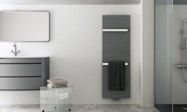 Fiora Vulcano Silexpol® Leisteen Designradiatoren