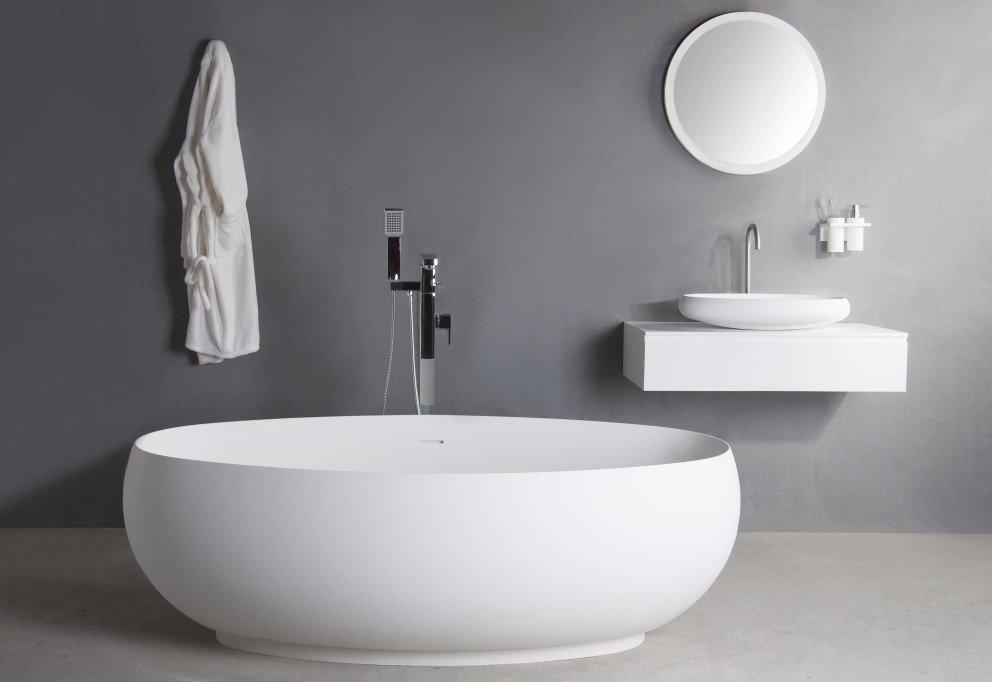 solid surface bad corrona een solid surface vrijstaand bad is een juweel in je badkamer daar zijn wij het over eens en velen met ons
