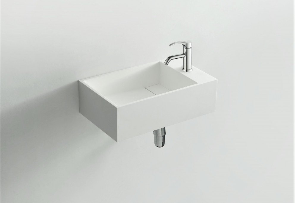 Solid Surface Solutions Fontein Siësta ML met kraangat