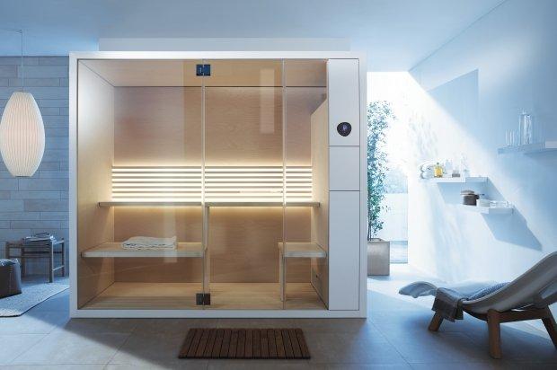 Badkamer Design Award : Duravit puravida en sauna inipi onderscheiden met u ered dot design